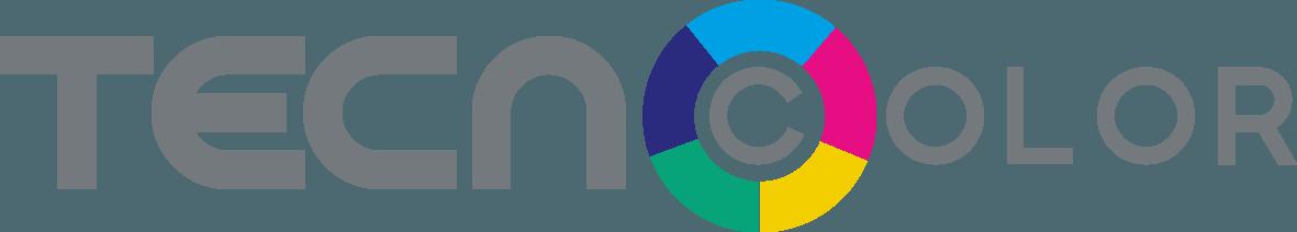 Pintura electrostática - Logo Tecnocolor