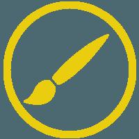 Aplicación de pintura electrostática