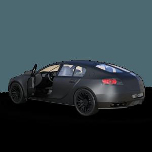 partes de auto que se pueden pintar con pintura electrostática